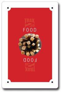 Food cards front