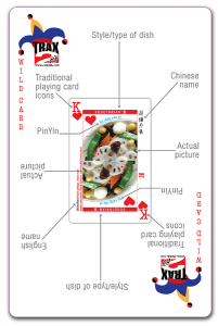 food card explanations
